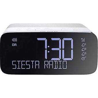 Pure Radio alarm clock DAB+, FM USB White, Black