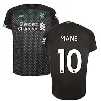 2019-2020 Liverpool Third Football Shirt (Kids) (Mane 10)