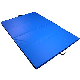Blue Children's y Gimnasia 4' x 6' Tumbling Mat