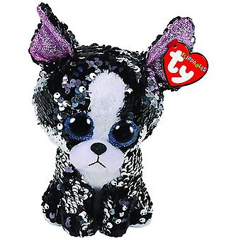 Ty Beanie Boos Filppables Portia the Dog Toy