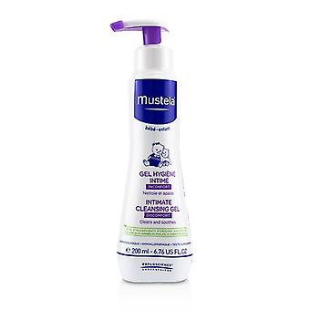 Mustela Intimate Cleansing Gel - Cleanses & Soothes 200ml/6.76oz