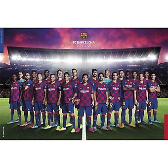 Barcelona Poster Kader 21