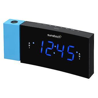 Clock-Radio Sunstech 1,2