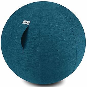 Vluv Stov tyg sits boll diameter 50-55 cm bensin / blå - grön