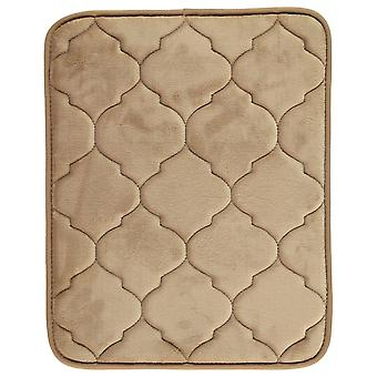 Linens And Lace Memory Foam Shower Mat