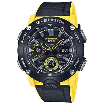 G-Shock GA-2000-1A9ER Analogue-Digital Multi-Function Wristwatch