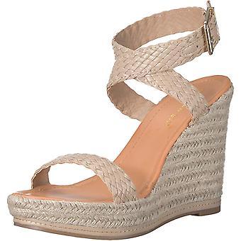 Madden Girl Womens Narla Open Toe Casual Platform Sandals