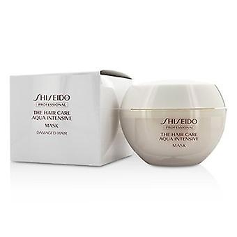 Shiseido The Hair Care Aqua Intensive Mask (beschadigd haar) 200g/6.7oz