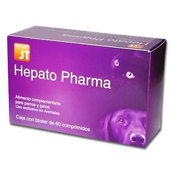 JTPharma Hepato Chem 60 Comp (Dogs , Supplements)