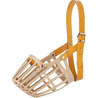 Gómez Muzzle Dog Type Basket N9 Large Natural