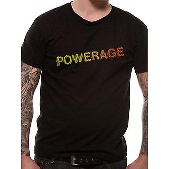 AC/DC Powerage logo T-Shirt
