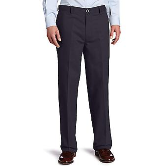 Dockers Men's Comfort Khaki Stretch Relaxed-Fit Flat-Front Pant, Dockers Navy...