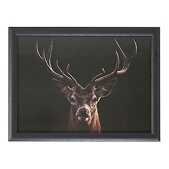 Lap cushion Deer