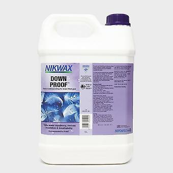 NIKWAX Down Proofer 5 Liter Wasserdichter Schutz Lila