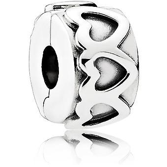 Fascino Pandora momenti della moglie di vita 791978 - fascino Clip cuori Frandole