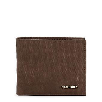 Carrera Jeans Original Men jar/letná peňaženka hnedá farba-70448