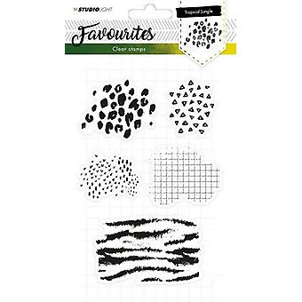 Studio Light Favourites A5 Stamps-