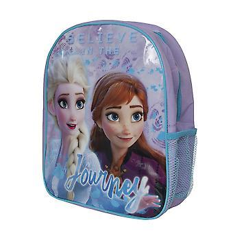 Frozen II Childrens/Kids Believe In The Journey Backpack