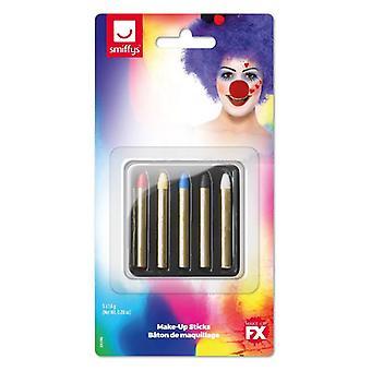 Make-Up kije w 5 kolorach