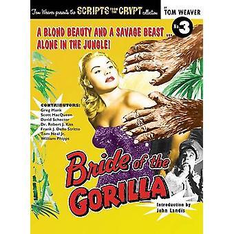 Bride of the Gorilla hardback by Weaver & Tom