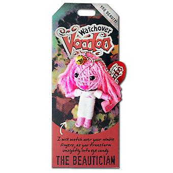 Watchover Voodoo Dolls The Beautician Voodoo Keyring
