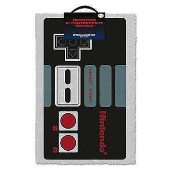 Nintendo NES 8-bit controller dørmåtte