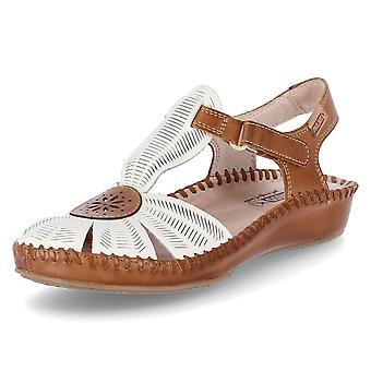 Pikolinos P Vallarta 6550575NATABRANDY sapatos femininos universais de verão