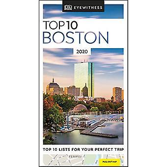DK Eyewitness Top 10 Boston - 2020 (Travel Guide) by DK Eyewitness - 9