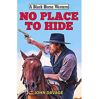 No Place to Hide by John Davage - 9780719827716 Book