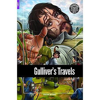 Gulliver's Travels - Foxton Reader Level-2 (600 Headwords A2/B1) with
