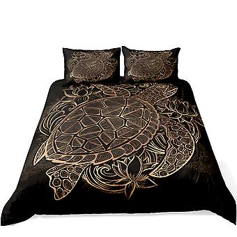 Elephant Printed Bedding Set