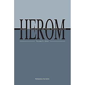 Zeitschrift zur hellenistischen und römischen materiellen Kultur (HEROM)