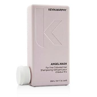 Angel.wash (a Volumising Shampoo - For Fine Dry Or Coloured Hair) - 250ml/8.4oz