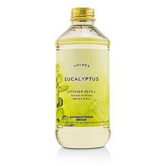 Thymes Aromatic Diffuser Refill - Eucalyptus 230ml/7.75oz