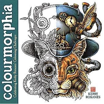 Colourmorphia - Celebrating Kerby Rosanes' Colouring Challenges by Ker