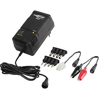 Ansmann ACS110 strømforsynede USB-oplader 800 mA NiCd, NiMH