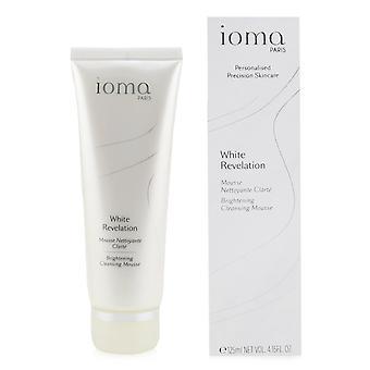 White revelation brightening cleansing mousse 249031 125ml/4.16oz