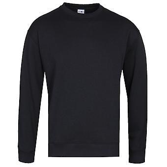 NN07 Jerome 3211 Crew Neck Black Sweatshirt