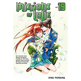 Missions Of Love 19 by Ema Toyama - 9781632368485 Book