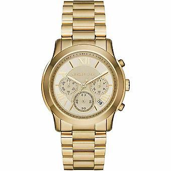 Michael Kors MK6274 Cooper Chronograph Gold Dial Dámské hodinky