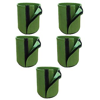 YANGFAN Thickened Plant Growth Bag Vegetable Planter