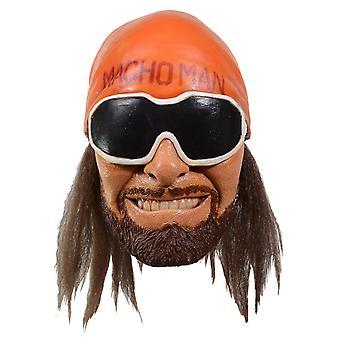 WWE Randy Macho Mann Savage Maske