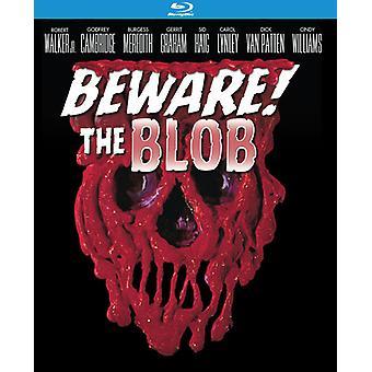 Blob (1972 年) 息子の Blob [ブルーレイ] 別名 USA 輸入を注意してください。