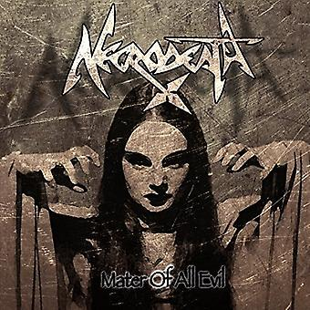 Necrodeath - Mater of All Evil [CD] USA import