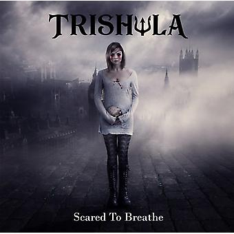 Scared To Breathe [CD] USA import