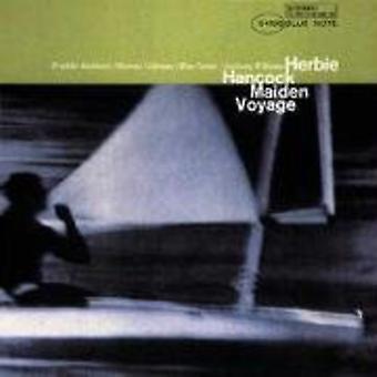 Herbie Hancock - importation USA Maiden Voyage [CD]