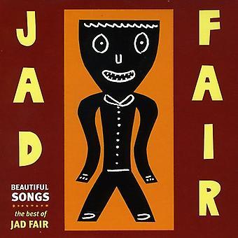 Jad Fair - Beautiful Songs (the Best of Jad Fair) [CD] USA import