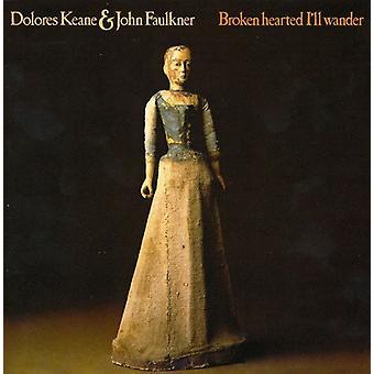 Keane/Faulkner - Broken Hearted I'Ll Wander [CD] USA import