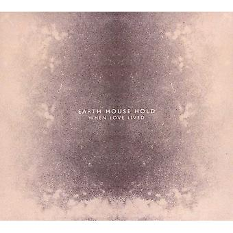 Earth House Hold - When Love Lived [CD] USA import