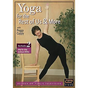 Yoga for the Rest of Us & More [DVD] USA import